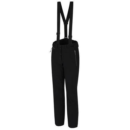 Hannah damskie spodnie softshell marchesa, anthracite, 42