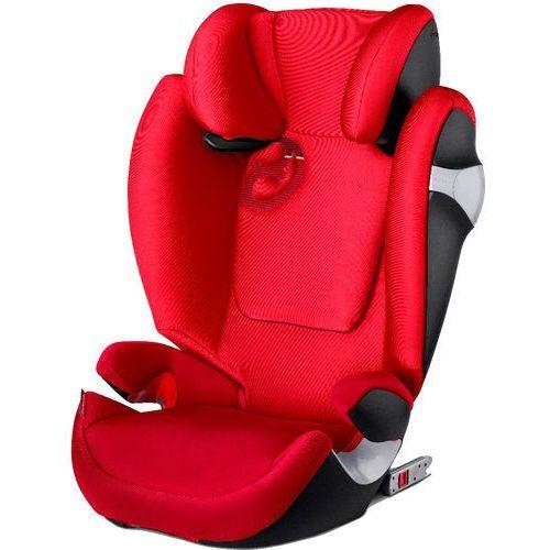 Cybex gold fotelik samochodowy solution m-fix infra red-red