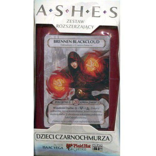 Ashes odrodzenie z popiołów marki Cube
