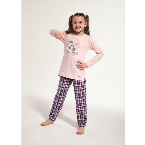 kids girl 780/113 scottie 86-128 piżama dziewczęca marki Cornette
