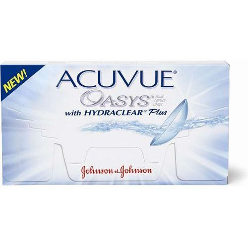 Johnson&Johnson Acuvue Oasys 6 szt