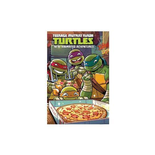 Teenage Mutant Ninja Turtles New Animated Adventures Omnibus