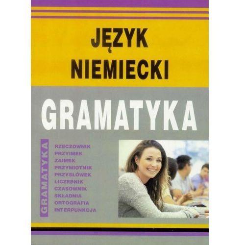 Język niemiecki. Gramatyka w.2016 LITERAT (9788378989196)