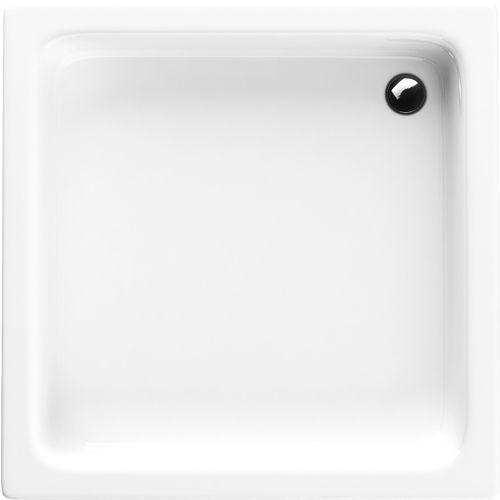 Schedpol Brodzik kwadratowy Zefir 80x80x12cm 3.211, 3.211