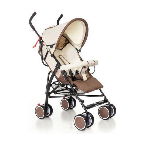 Wózek spacerówka Moolino Compact F beżowo-brązowy, A811F