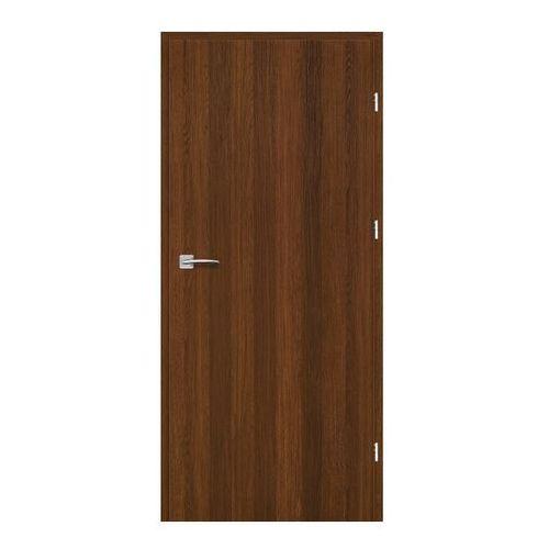 Drzwi pełne Exmoor 60 prawe orzech north