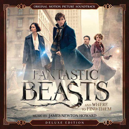 Fantastic Beasts and Where to Find Them (Fantastyczne zwierzęta i gdzie je znaleźć) (Deluxe Edition) (CD) - James Newton Howard