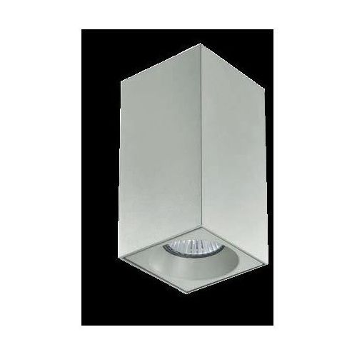 Linea light Lampa sufitowa plik kwadrat biała żarówka led gratis!, 59404