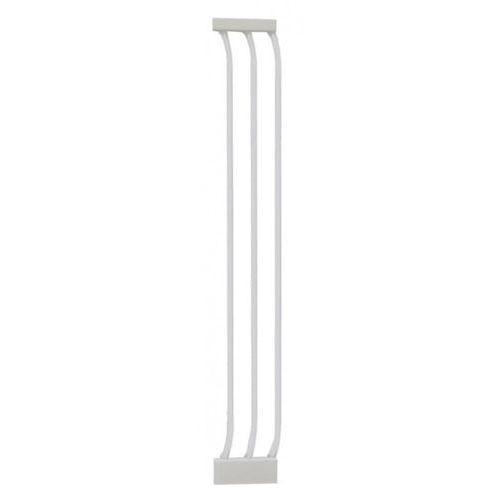 Rozszerzenie bramki szer=18cm, wys=1m, DREAMBABY - biała