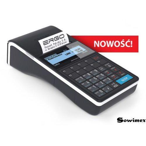 Kasa fiskalna Posnet Ergo +2xRS raty,serw24h (kasa fiskalna)