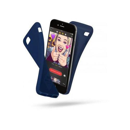 polo do iphone 8/7/6s/6 niebieskie marki Sbs