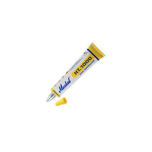 Markal HT1000 marker 3mm High Temp >1000°C żółty