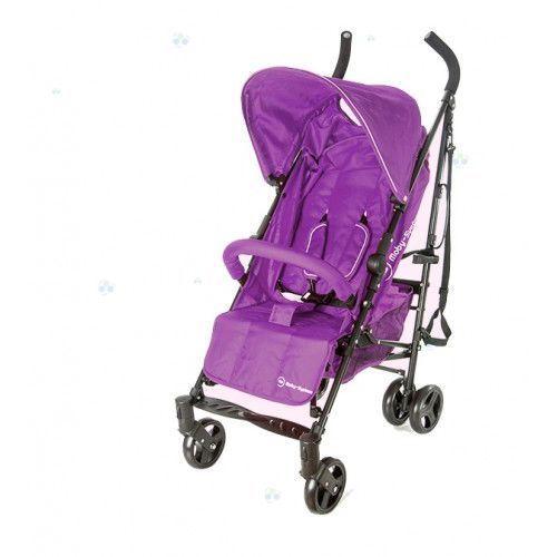Kidz-motion Wózek spacerowy camden fioletowy #g1