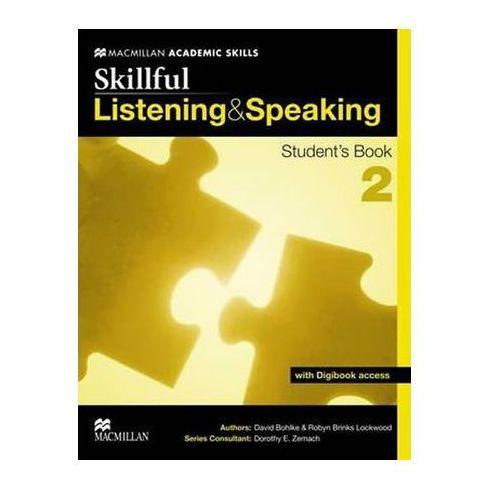 Skillful 2 Listening & Speaking. Podręcznik + Digibook