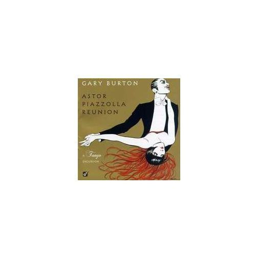 Astor piazzolla reunion - tango excursion marki Concord records