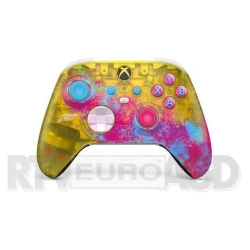 Microsoft Xbox Series Kontroler bezprzewodowy wersja limitowana Forza Horizon 5, QAU-00055