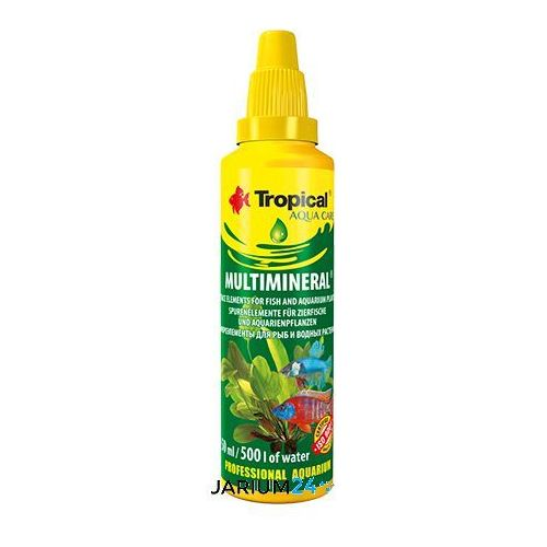 TROPICAL Multimineral butelka 30 ml- RÓB ZAKUPY I ZBIERAJ PUNKTY PAYBACK - DARMOWA WYSYŁKA OD 99 ZŁ, TR-34071