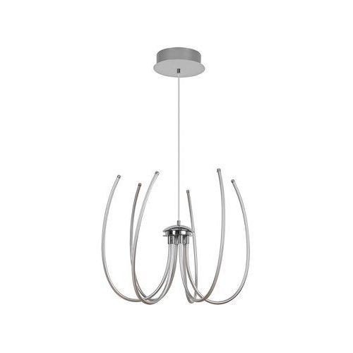 Lampa wisząca Rabalux Alisha 2434 6x10,33W LED chrom (5998250324340)