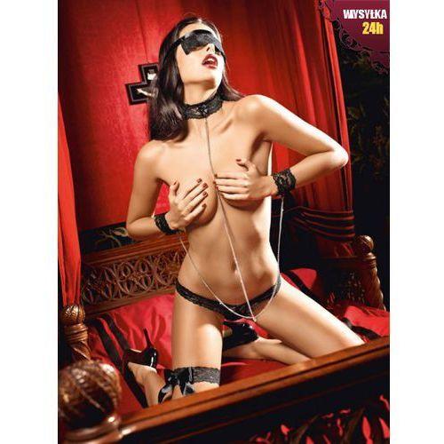 1312 plus size kostium zniewolonej wyprodukowany przez Baci lingerie