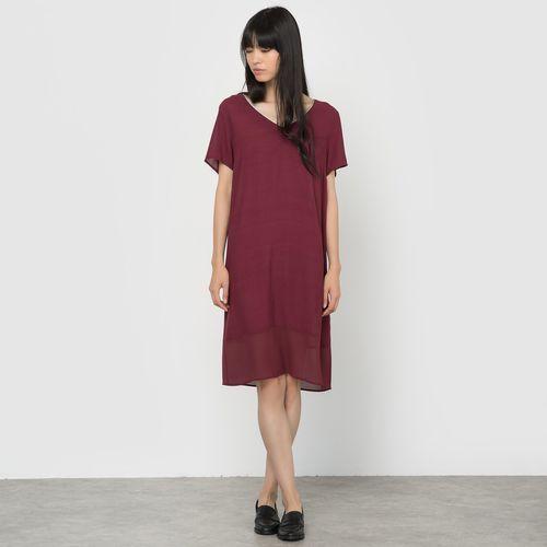 Sukienka, kolor czerwony