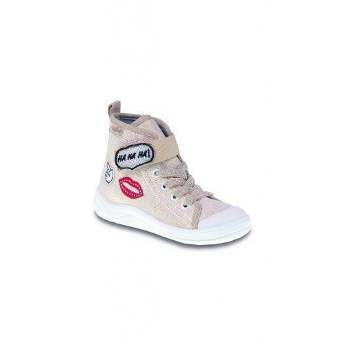 96ef69a1e1f06 Buty sportowe dla dzieci · Trampki dziewczęce za kostkę 3z35as marki Befado
