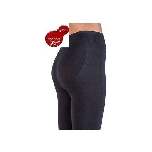 Legginsy odchudzajace, przeciwcellulitowe z włókna emana®, modelujące, maksymalnie wyszczuplające, niezwykle eleganckie, gładkie - beautysan, Czsalus (włochy)