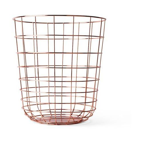 Kosz druciany Menu Wire Bin copper, 9000239