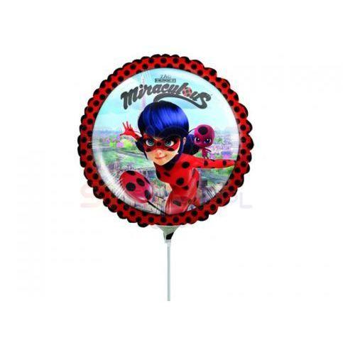 Balon biedronka miraculum 9'' 23cm marki Twojestroje.pl