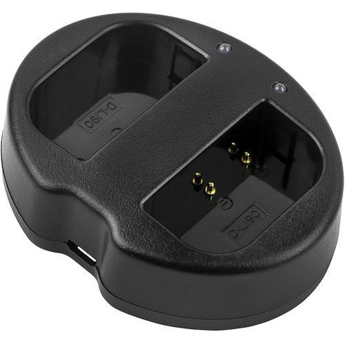 Pentax 645D / D-BC90 ładowarka USB DC 8.4V x 2 do D-LI90 (Cameron Sino)