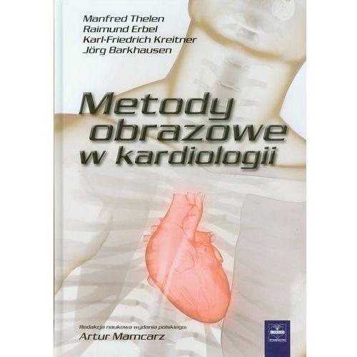 Metody obrazowe w kardiologii, książka w oprawie twardej