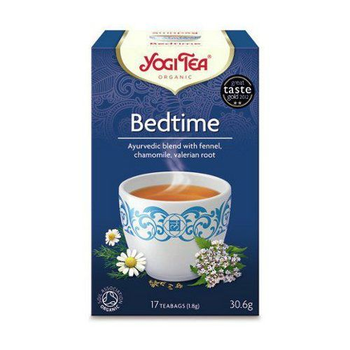 spokojny sen (bedtime) marki Yogi tea