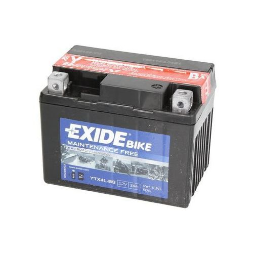 Exide Akumulator bike agm ytx4l-bs