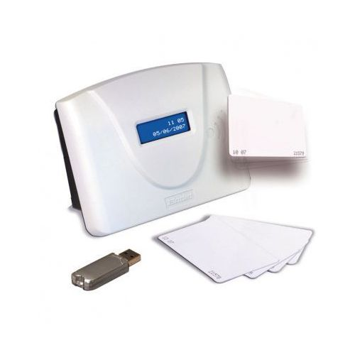 Timebox - system do rejestracji czasu pracy - wszystko w jednym marki B2b partner