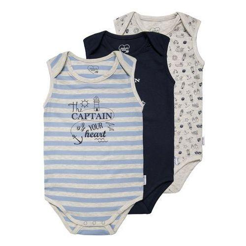 Gelati Kidswear SEASIDE 3 PACK Body multicolor, 17110200