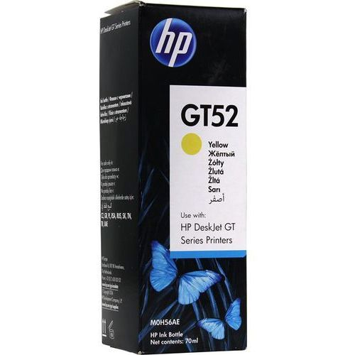 oryginalny atrament HP GT52 [M0H56AE] yellow