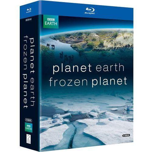 Planet Earth / Frozen Planet - Double Pack, kup u jednego z partnerów