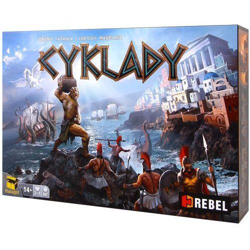 OKAZJA - Cyklady - rebel.pl marki Asmodee