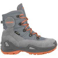 Nowe buty rufus iii gtx hi grey/orange rozmiar 31/19,5cm marki Lowa