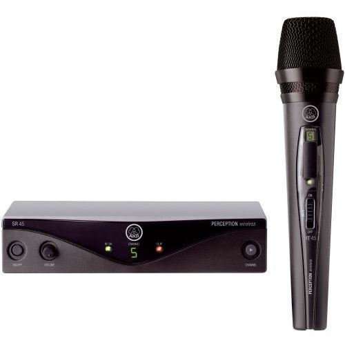 wms45 vocal set mikrofon bezprzewodowy doręczny, cz. a marki Akg