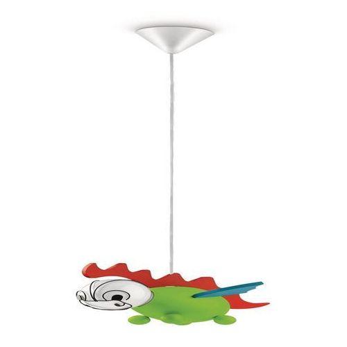 Philips 40229/55/16 - Lampa wisząca dziecięca MYKIDSROOM DRAKEY 1xE27/12W/230W (8718291468363)