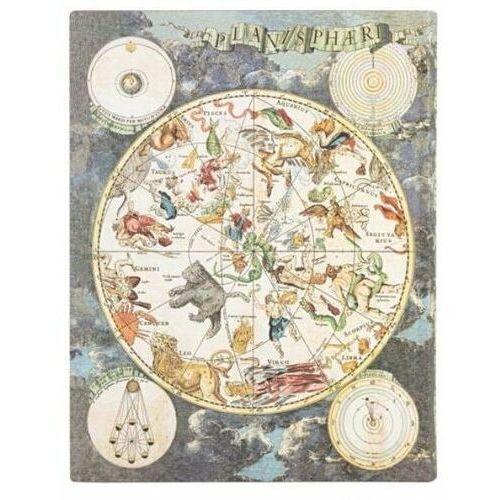 Paperblanks Kalendarz książkowy ultra 2020-2021 celestial plan