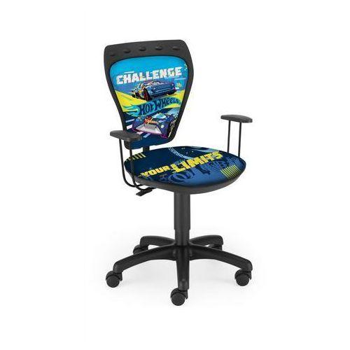 Nowy styl Krzesło dziecięce ministyle hotwheels gtp challenge bl