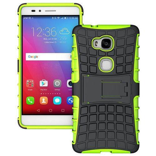 Perfect Armor Zielona   Pancerna obudowa etui dla Huawei Honor 5x - Zielony z kategorii Futerały i pokrowce do telefonów