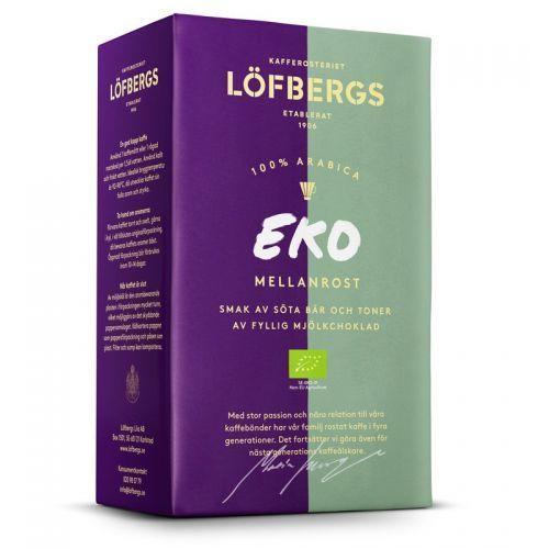 Lofbergs - eko mellanrost - kawa mielona - 450g (7310050001791)