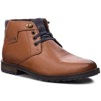 Trzewiki - mb-bor-02 camel, Lasocki for men, 41-45