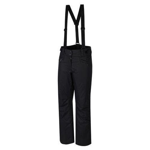 Hannah damskie spodnie narciarskie Awake, Anthracite, 40 (8591203994255)