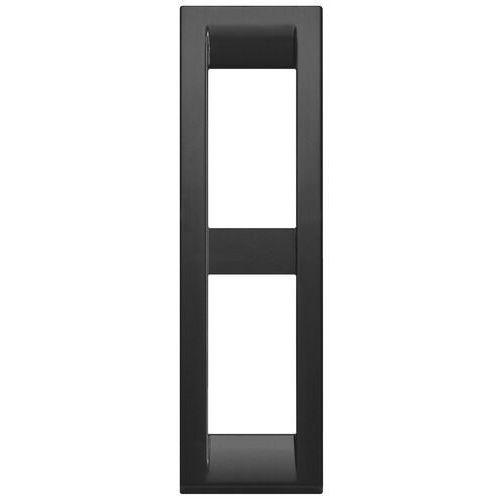 Vimar Ramka classic 2m panelowa technopolimer, czarny