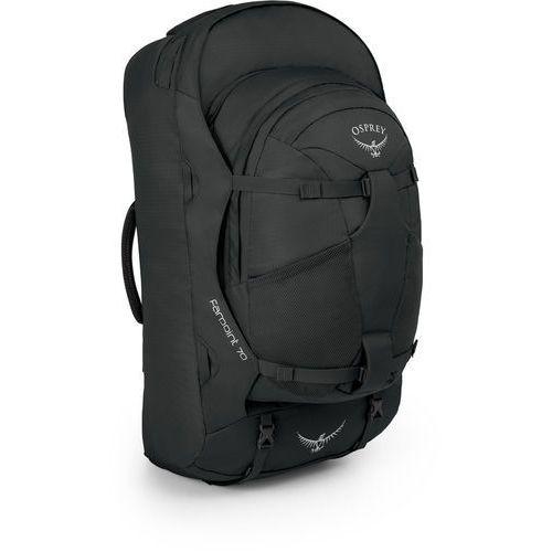 Osprey farpoint 70 backpack m/l, volcanic grey m/l 2020 plecaki turystyczne
