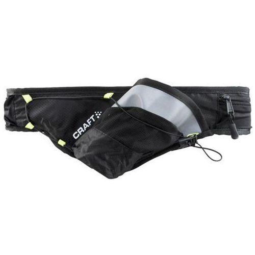 Craft hydrate belt - pas biegowy (czarny)