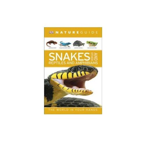 Nature Guide Snakes and Other Reptiles and Amphibians (9781409353027)
